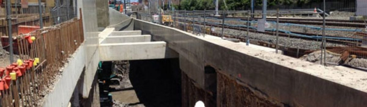 Case Study: North Strathfield Rail Underpass Project